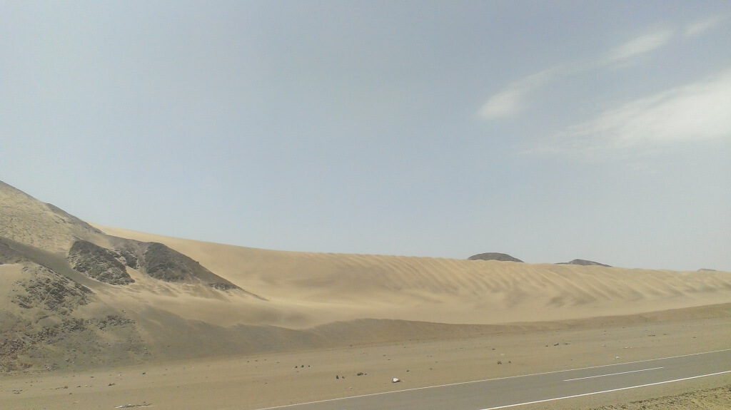 Desierto peruano. Photo: V