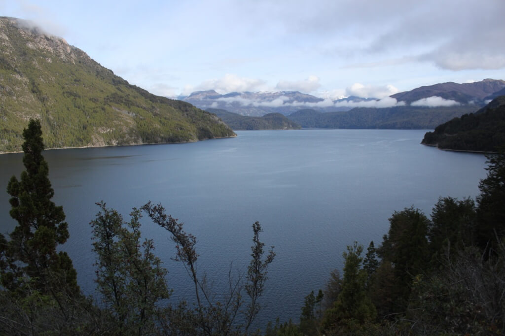 Lago Futalaufquen.  The headwaters to the mighty Futaleufú River.  Photo - Nate.