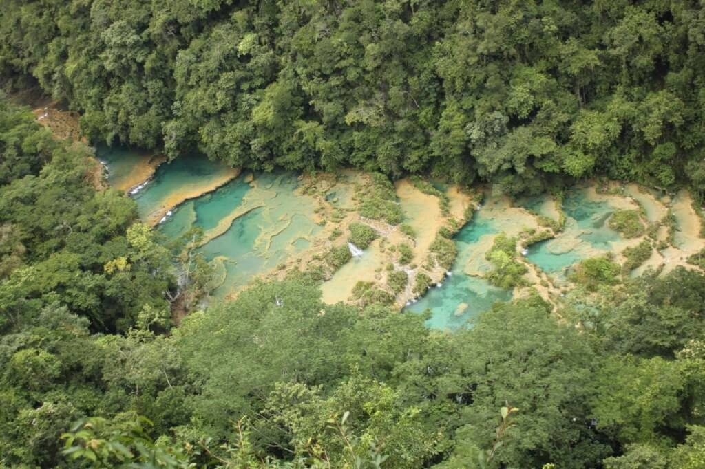 Semuc Champey. Photo: Nate
