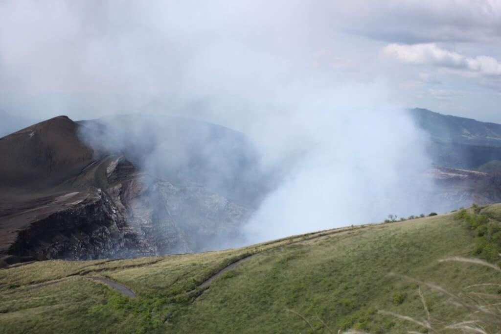 Masaya Volcano.  Photo by V.