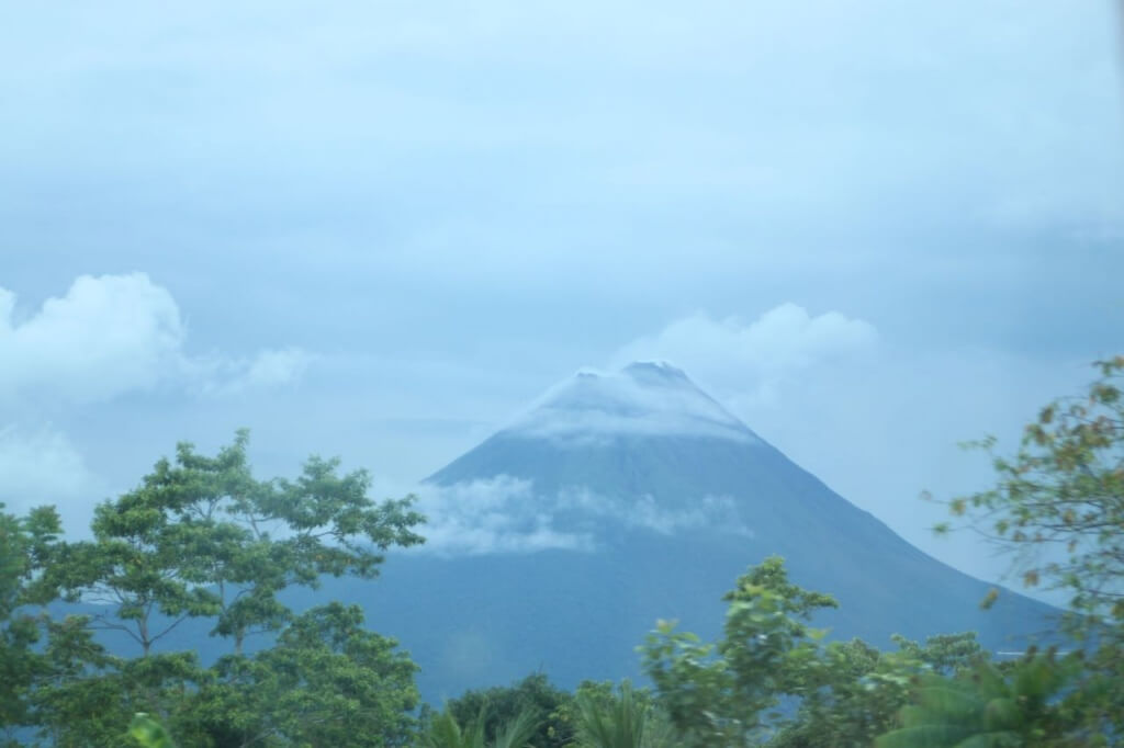 Volcan Arenal. Photo by V.
