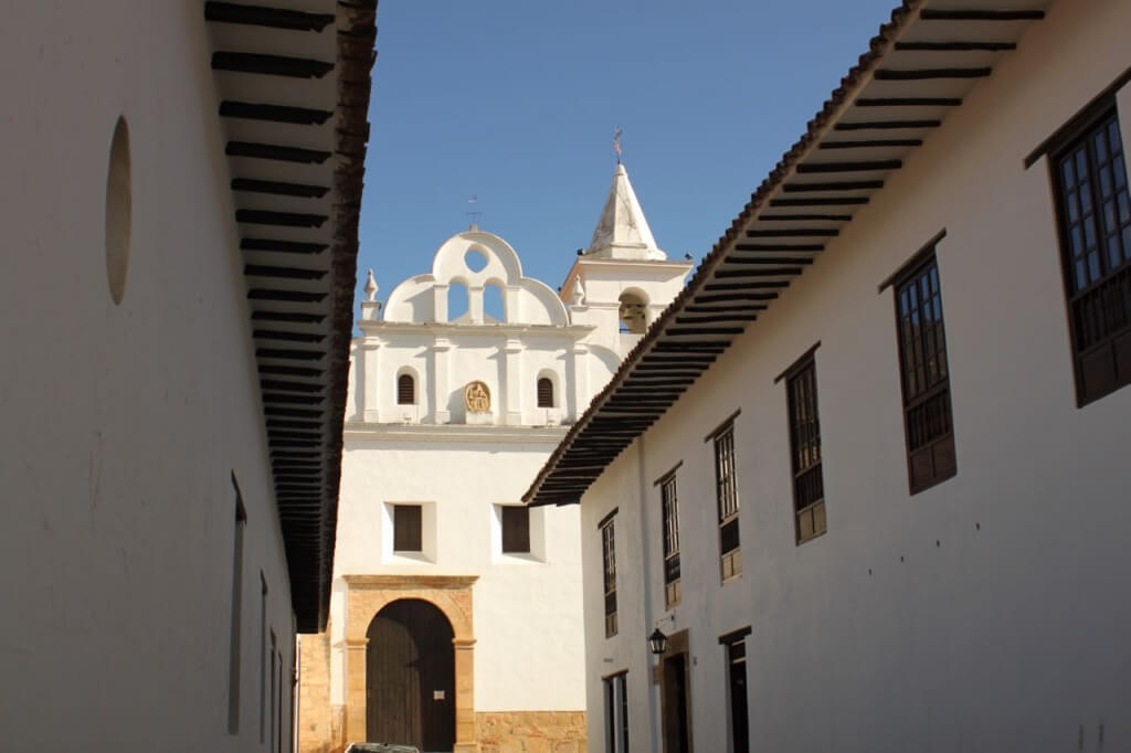 A convent in Villa de Leyva.  Photo by Nate
