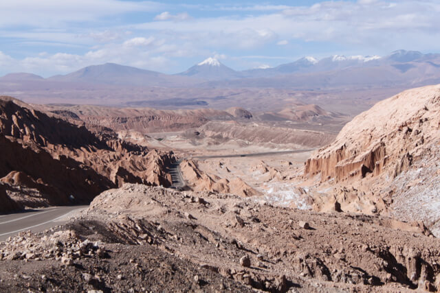 Desert around San Pedro de Atacama. Photo: V
